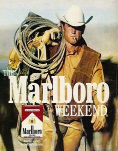 Ad - Marlboro Cigerettes
