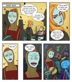 Annoying Fi - Part 1... Midna, Fi, and Agitha