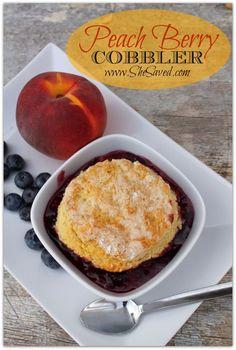 fruit cobbler healthy dip for fruit