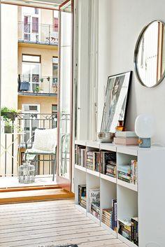 Paredes con texturas | Decorar tu casa es facilisimo.com