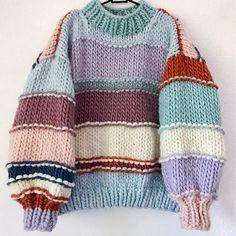 Hand Knitting, Knitting Patterns, Crochet Patterns, Crochet Clothes, Diy Clothes, Cute Crochet, Knit Crochet, Knit Fashion, Fashion Outfits