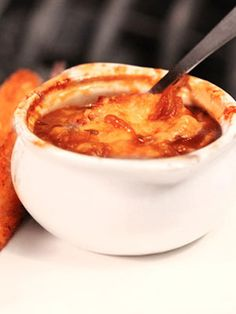 Melissa d'Arabian's French Onion Soup Recipe