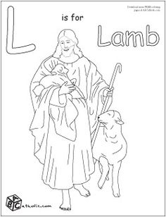 catholic schools week coloring pages - photo#12