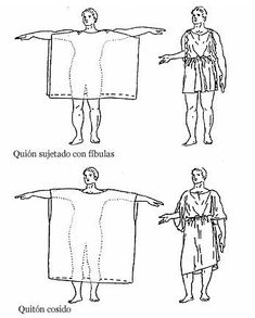 How to make an official roman toga terror in a toga for Arredamento greco