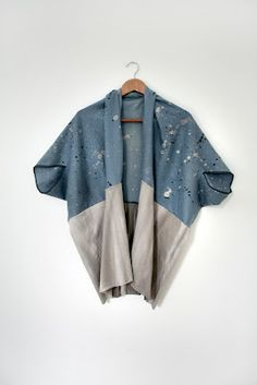 Kimono Jacket Vest Jacket Dress Making Patterns Kimono Fashion Fashion Outfits Womens Fashion Blouse Dress Casual Attire Cooler Look Look Kimono, Kimono Blouse, Kimono Jacket, Kimono Fashion, Diy Fashion, Fashion Outfits, Womens Fashion, Fashion Design, Ropa Upcycling