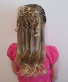 Cool, Fun & Unique Kids Braid Designs -Simple & Best Braiding Hairstyles For Kids 2012-2