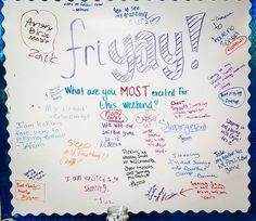 #miss5thswhiteboard • Instagram photos and videos