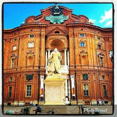 "#Torino raccontata dai cittadini per #InTO Foto di @eva12f #today #turin #palazzocarignano #torino #torinodalvivo #torinoècasamia #instaturin #instamood #instagood #niceday #now"""