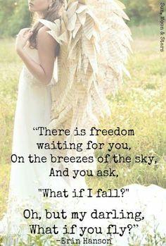 wings of faith ...