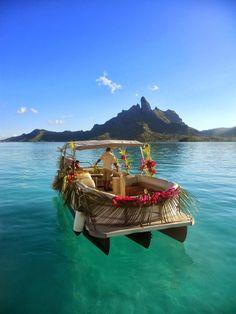 Bora Bora, French Polynesia: