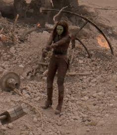 Go Gamora