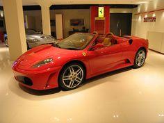 Ferrari F430 Spider by Simon Lieschke, via Flickr