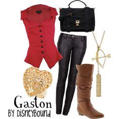 """""""Gaston"""" by lalakay on Polyvore"""
