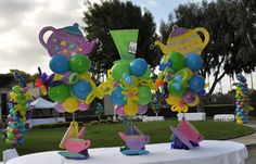 Party Balloons for Birthday & Banquets Orange County CA | Signature Celebrations