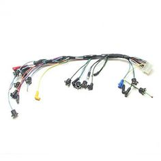 Image Result For 67 Mustang Gt Tachometer Wiring