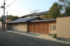 二軒の家(西の家)|横内敏人建築設計事務所
