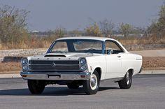 "1966 Ford Fairlane 500 Lightweight  427/425HP  ""R"" Code"