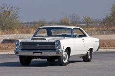 "1966 Ford Fairlane 500 Lightweight  427/425HP  ""R"" Code"