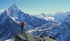 Mountain magic! The six best trekking routes around the world, from Everest to the Bungle Bungles and beyond