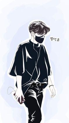 #infinitefanart #sunggyu
