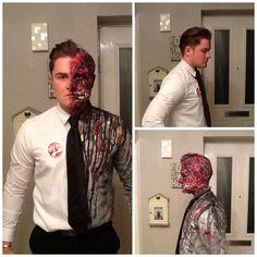 Halloween - Harvey Dent  Apolo