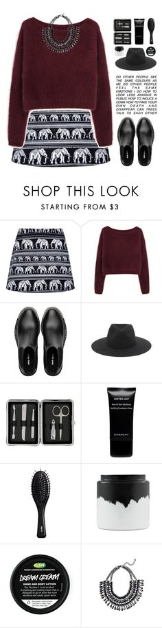 """"""" Run, run away from me before I change into something you won't like. """" by centurythe ❤ liked on Polyvore featuring Steven Alan, Miu Miu, AME, rag & bone, John Lewis, Givenchy, H&M and Normann Copenhagen"""