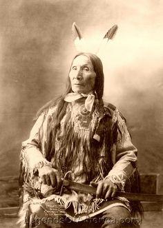 Dakota Sioux - Chief Yellow Hair
