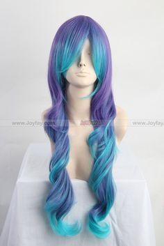 Wig http://www.joyfay.com/us/vocaloid-megurine-luka-gradient-cosplay-wig-cosplay-accessory.html