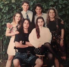 Chris Cornell and siblings