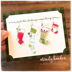 : Mailable Monday - Hung With Care Bada-Bing!: Mailable Monday - Hung With Care Gifts: Christmas is coming Christmas or the Christ event, t. Christmas Cards 2018, Christmas Card Crafts, Homemade Christmas Cards, Christmas Art, Homemade Cards, Holiday Cards, Watercolor Christmas Cards, Christmas Drawing, Christmas Paintings