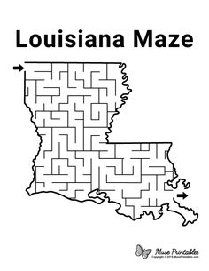 Mazes For Kids Printable, Free Printables, 2nd Grade Class, Activity Sheets For Kids, State Game, Free Games For Kids, Paper Puppets, Schools First, Painting For Kids
