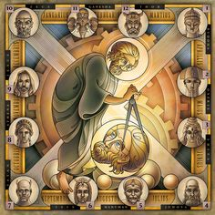 """""""Icon of Man's Image"""" by Patrick Wilkey"""