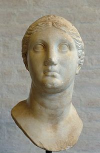 3rd century BC - Queen Berenice II participated in battle and killed several of her enemies.[