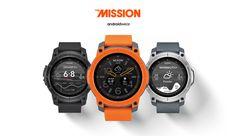 relógio watch nixon the mission androidwear o futuro é mac exemplos