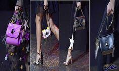 """أزياء """"صعب"""" تتألقّ في باريس وحقائبه تسحرُ…: لم تكن أزياء المصمم اللبناني العالمي إيلي صعب وحدها من خطف الأنظار، خلال أسبوع الموضة في باريس،…"""