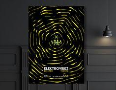 "Check out new work on my @Behance portfolio: ""ELEKTROVIBEZ 15-4 Poster"" http://be.net/gallery/40844827/ELEKTROVIBEZ-15-4-Poster"