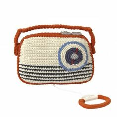 Retro Radio Crochet Music Box | Anne-Claire Petit