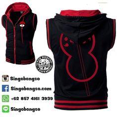 VEST MADARA CASUAL Price : IDR 209000 / USD 26 Material : Cotton Fleece Application : Screen Printing Delivery from Indonesia Contact : ORDER BBM : 590007F2 WA : 62 857 4161 3939 LINE : singobongso RESELLER BBM : 7D7993CF WA : 62 89 659 326 456 email : singo.bongso@gmail.com Facebook http://ift.tt/1VLnZ12 http://ift.tt/1XzdPBW Instagram http://ift.tt/1OhgqcD http://ift.tt/210r841 Singobongso Anime Clothing Jaket Anime | Kaos Anime | Store Anime | Tas Anime | Jaket Naruto | Jaket Akatsuki…