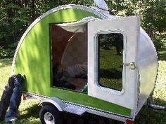 A blog about building teardrop trailers