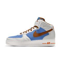 2bf534d2384ce1 Air Force 1 Mid By You personalisierbarer Schuh
