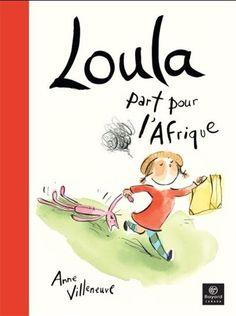 Fatiguée de ses trois terribles frères, Loula décide de s'enfuir... en Afrique.