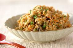 京のおばんざい キノコ入りおからの炊いたん【E・レシピ】料理のプロが作る簡単レシピ/2012.11.27公開のレシピです。