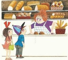 Sylvia Lande Notes: Illustrator Fiep Westendorp
