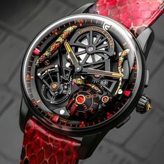 Cool watch Christophe claret