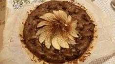 Cheesecake - Cioccolato e pere!