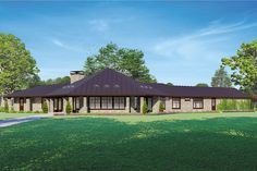 Welcome home to this fabulous and spacious ranch home boating an open floor plan and multiple bedroom suites. The elegant single-story floor plan has 3433 square feet of heated and cooled living space with an oversized 1012-square-foot 2-car garage. (Plan# 108-2016)#Ranch