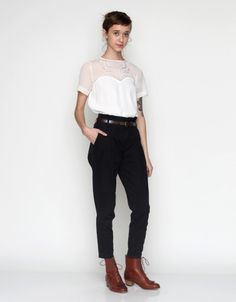 high waist with a little country :: that pant | which we want