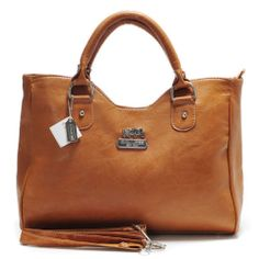 Coach Legacy Large Brass Satchel. Unbelievable price at 65.00. Wow.