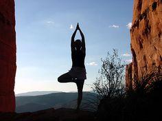Sedona Yoga Hikes, Sedona Vortex Tours and Yoga Retreats by Johanna Maheshvari Mosca