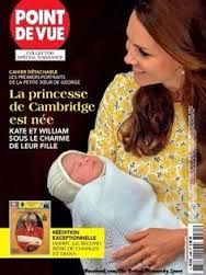 Afbeeldingsresultaat voor royal magazine covers french